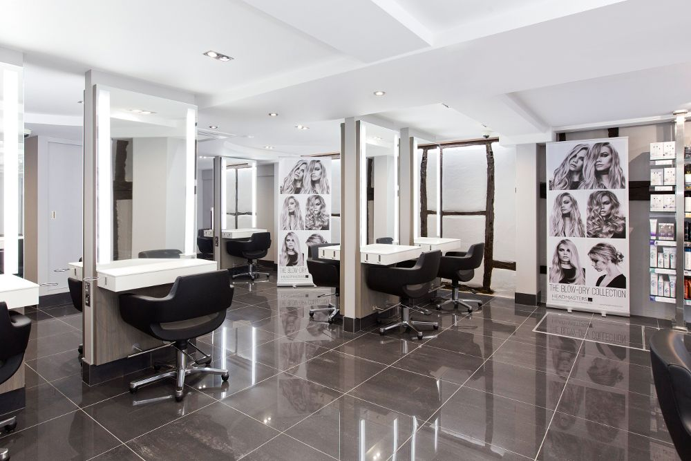 Hairdressers Kingston Headmasters