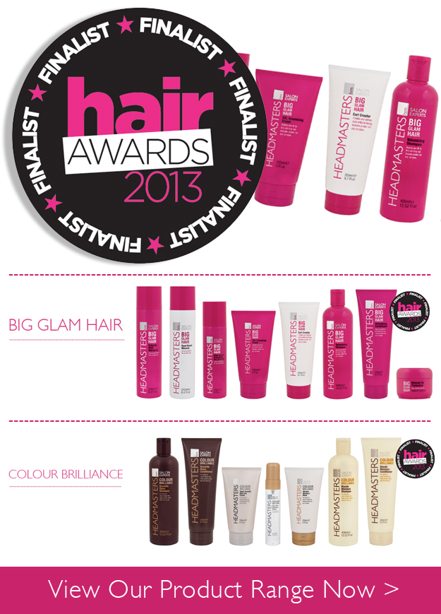 Headmasters Products are Finalists in Hair Magazine Awards 2013 ...