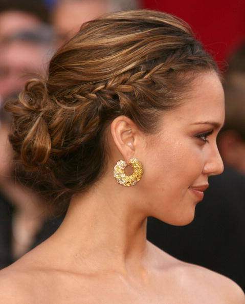 Jessica-Alba-Braided-Up-Do