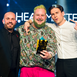 COLOUR INNOVATION WINNER