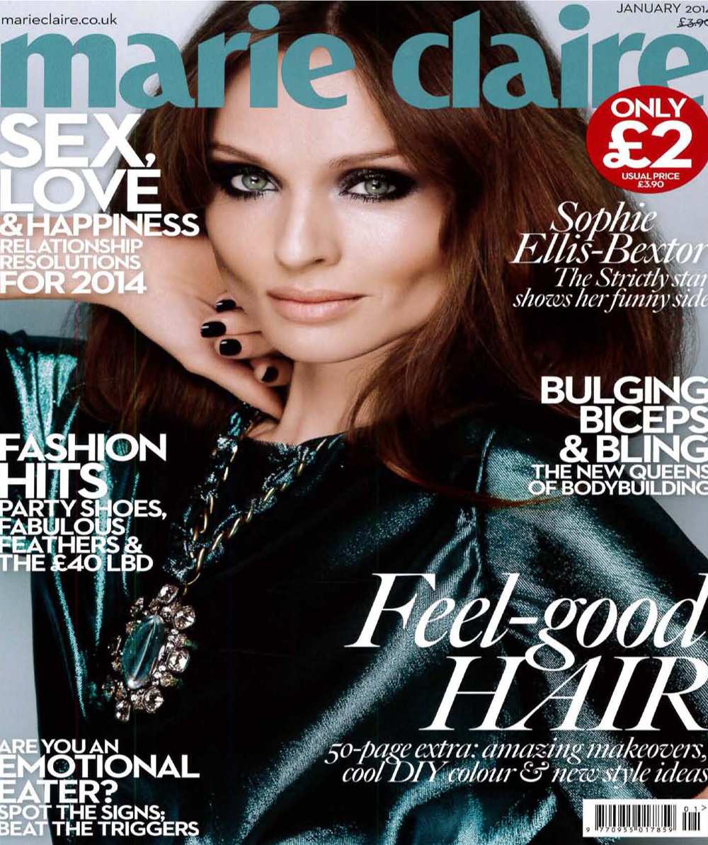 Marie Claire hair FAQs featuring tips from Siobhan Jones_Page_1