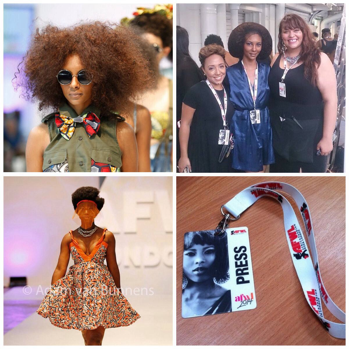 Africa Fashion Week 14