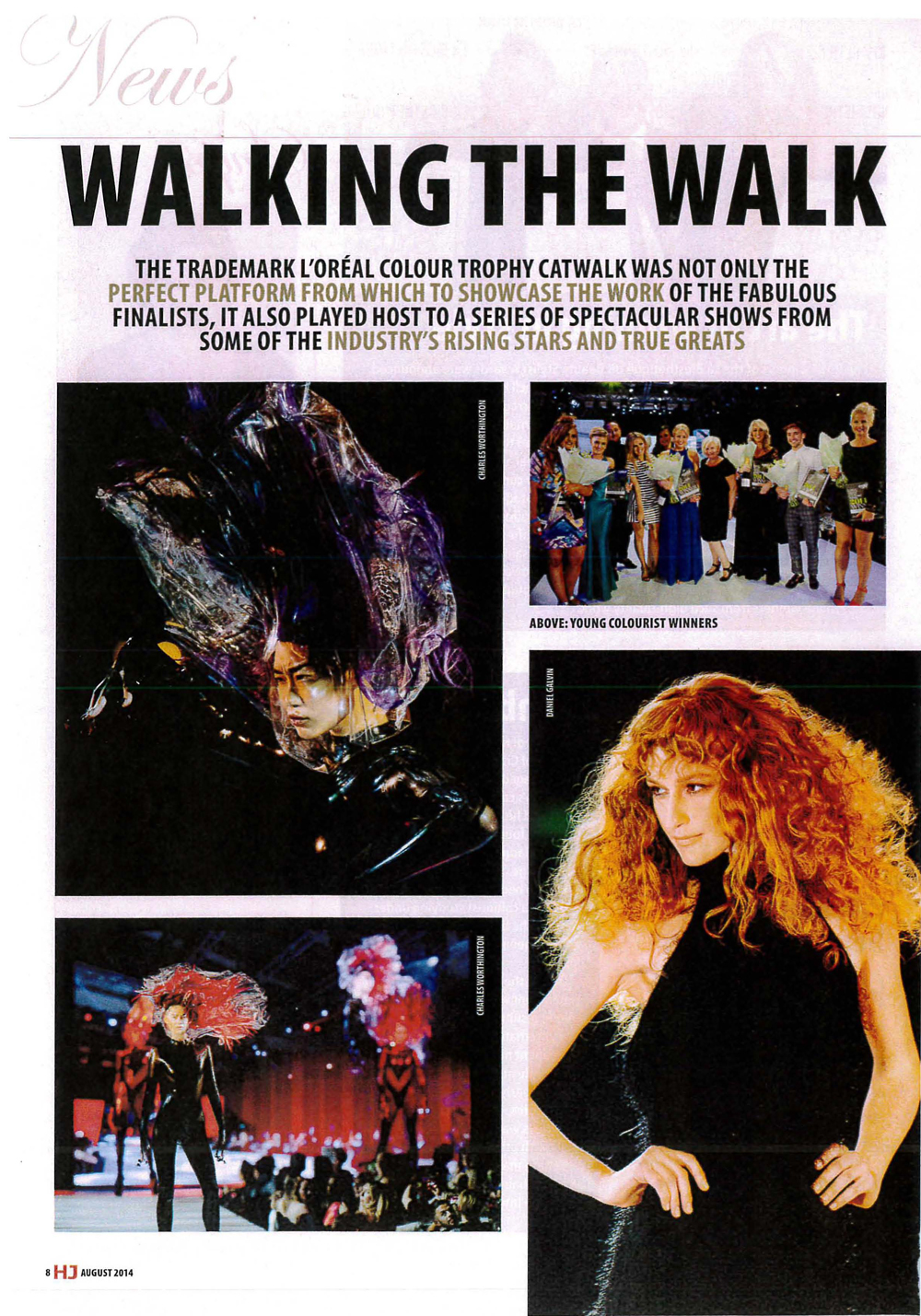 Hairdressers Journal featuring Colour Trophy 2014 coverage_Page_1