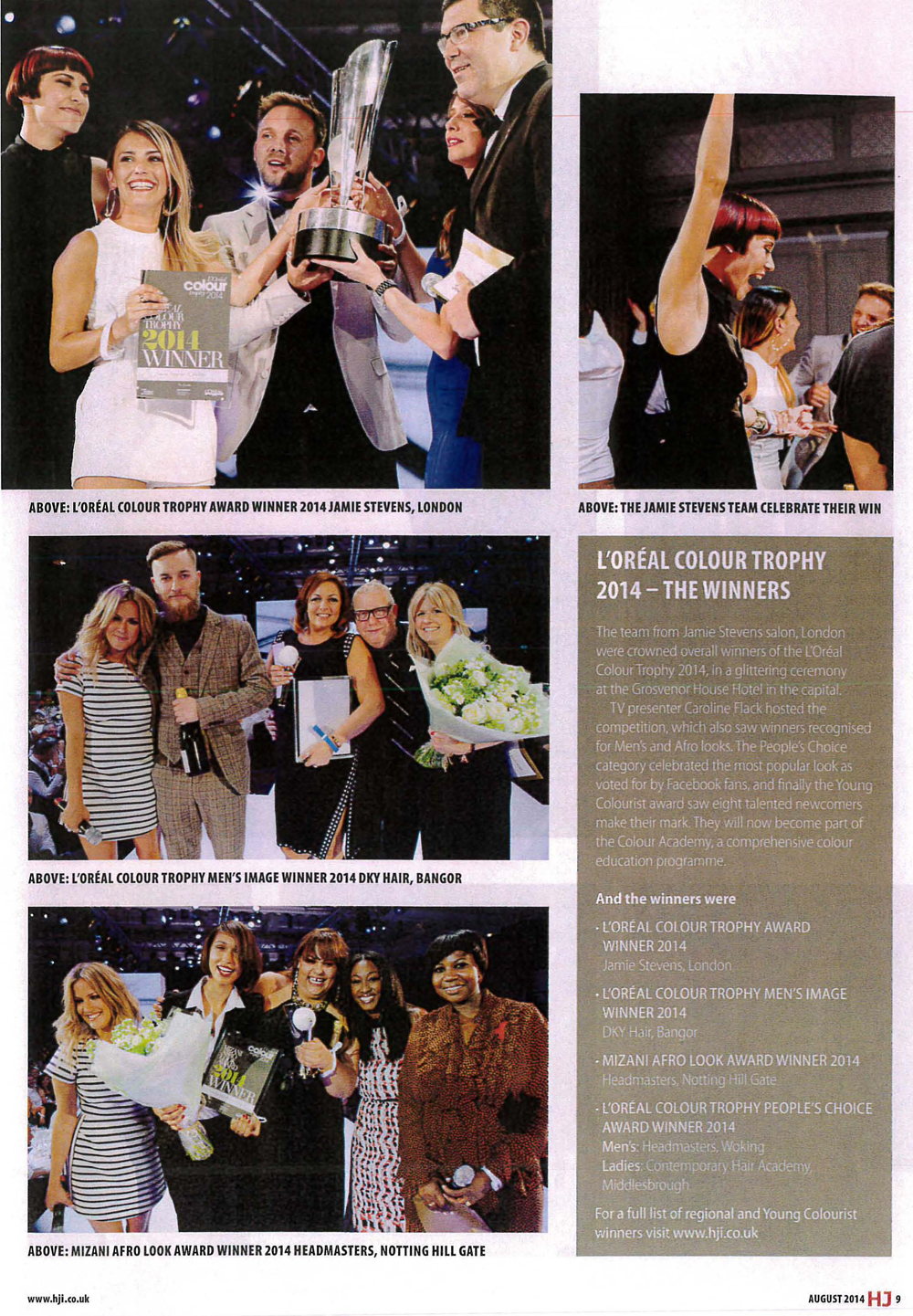 Hairdressers Journal featuring Colour Trophy 2014 coverage_Page_2