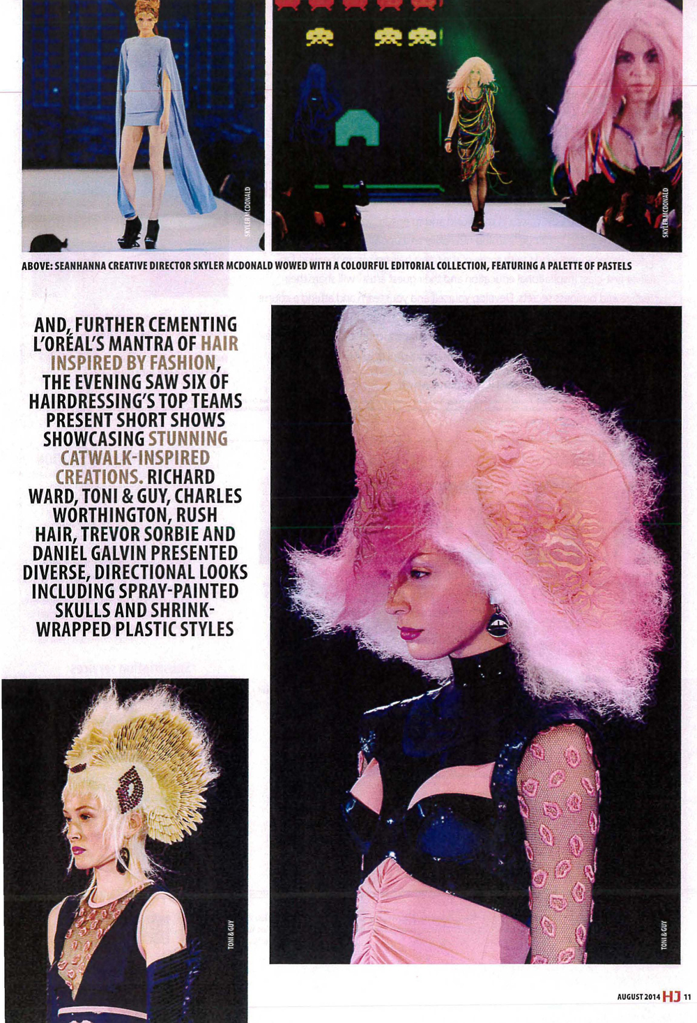 Hairdressers Journal featuring Colour Trophy 2014 coverage_Page_3