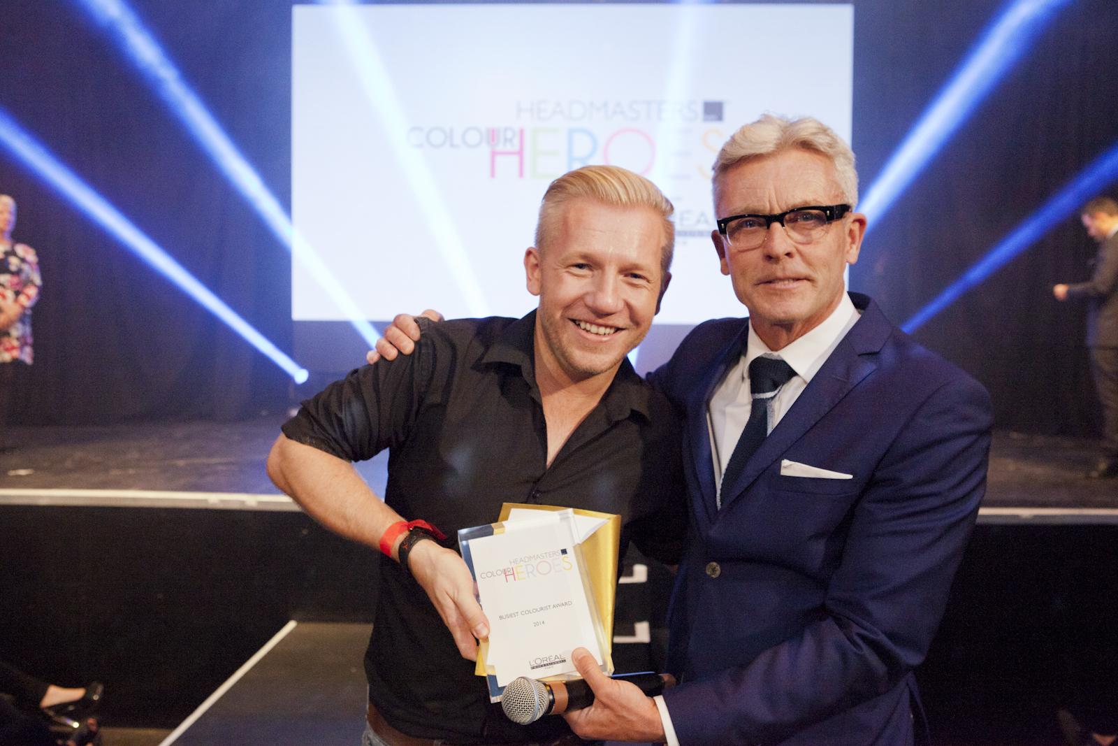 Busiest Colourist Winner