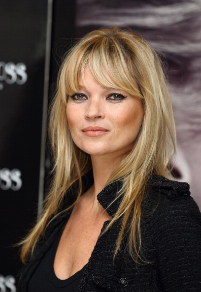 Kate Moss - 'Vintage Muse' Fragrance Signing