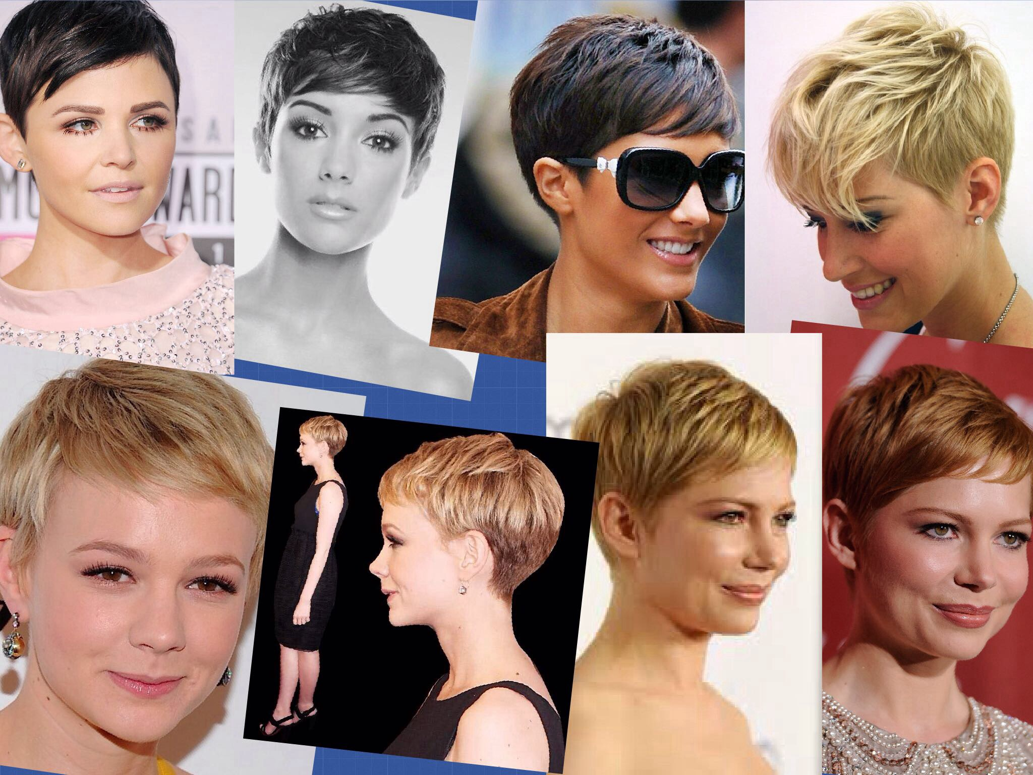 Hairstyle look inspiration