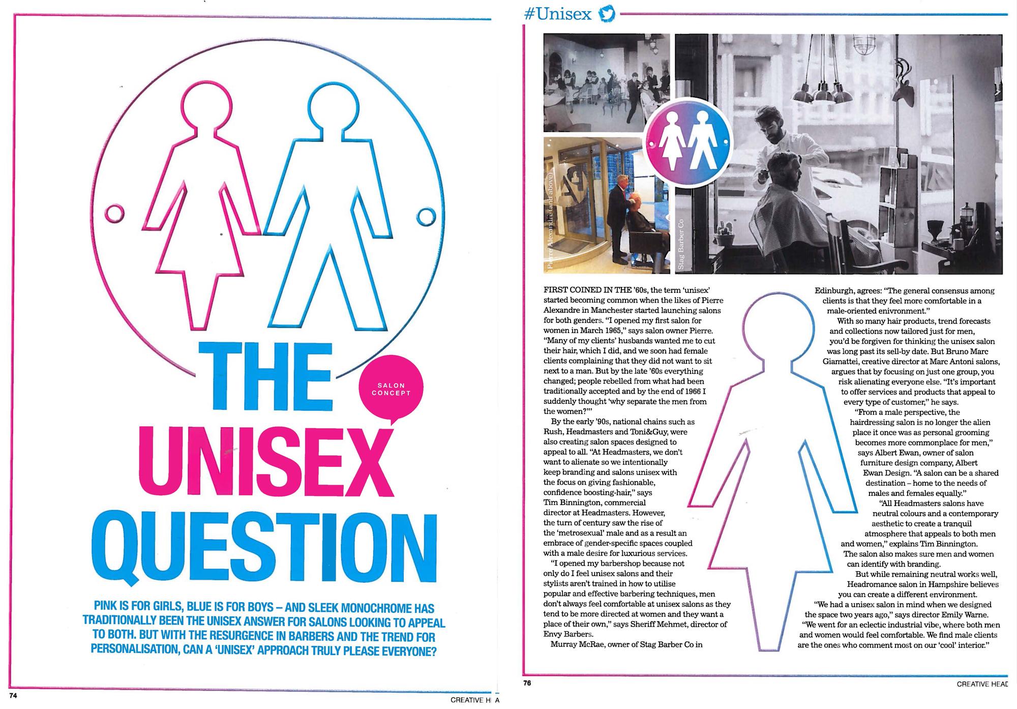 Unisex-Feature