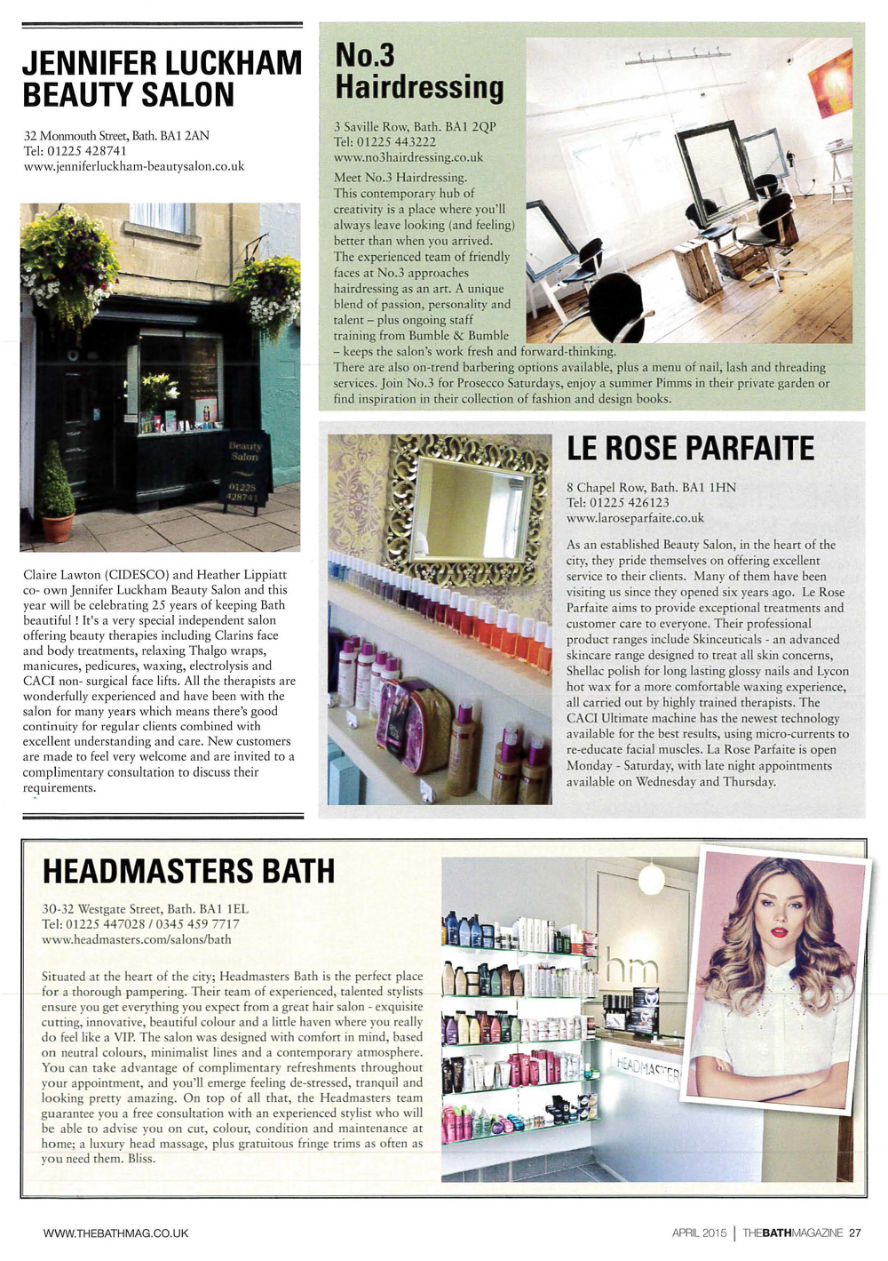 Bath Magazine - Headmasters Bath_Page_1