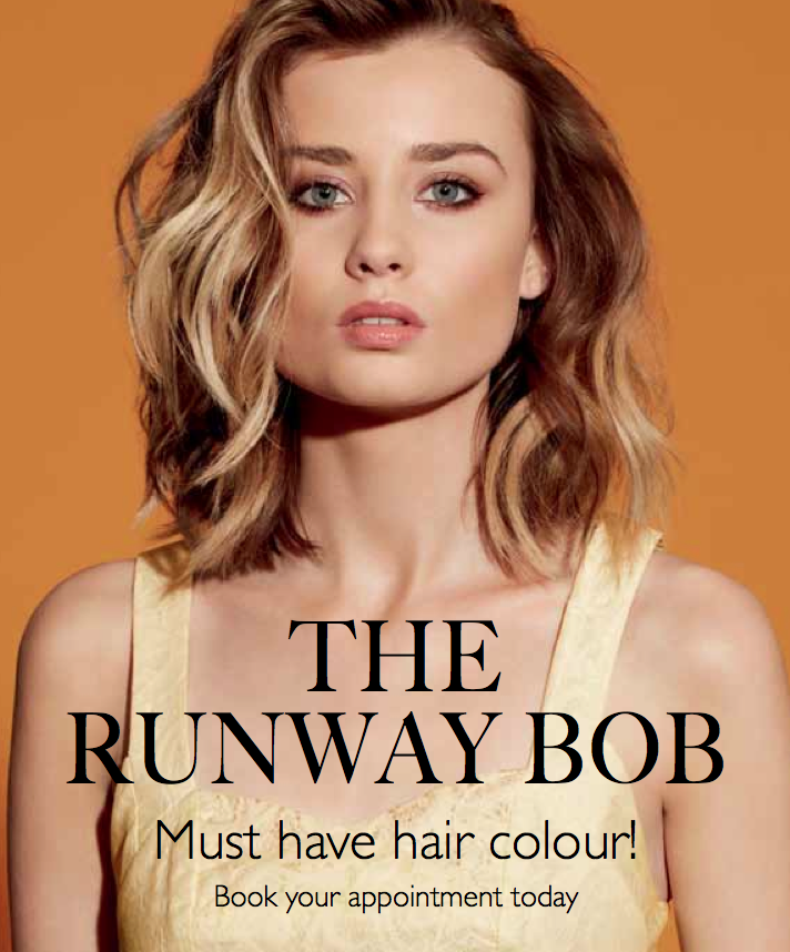 the runway bob