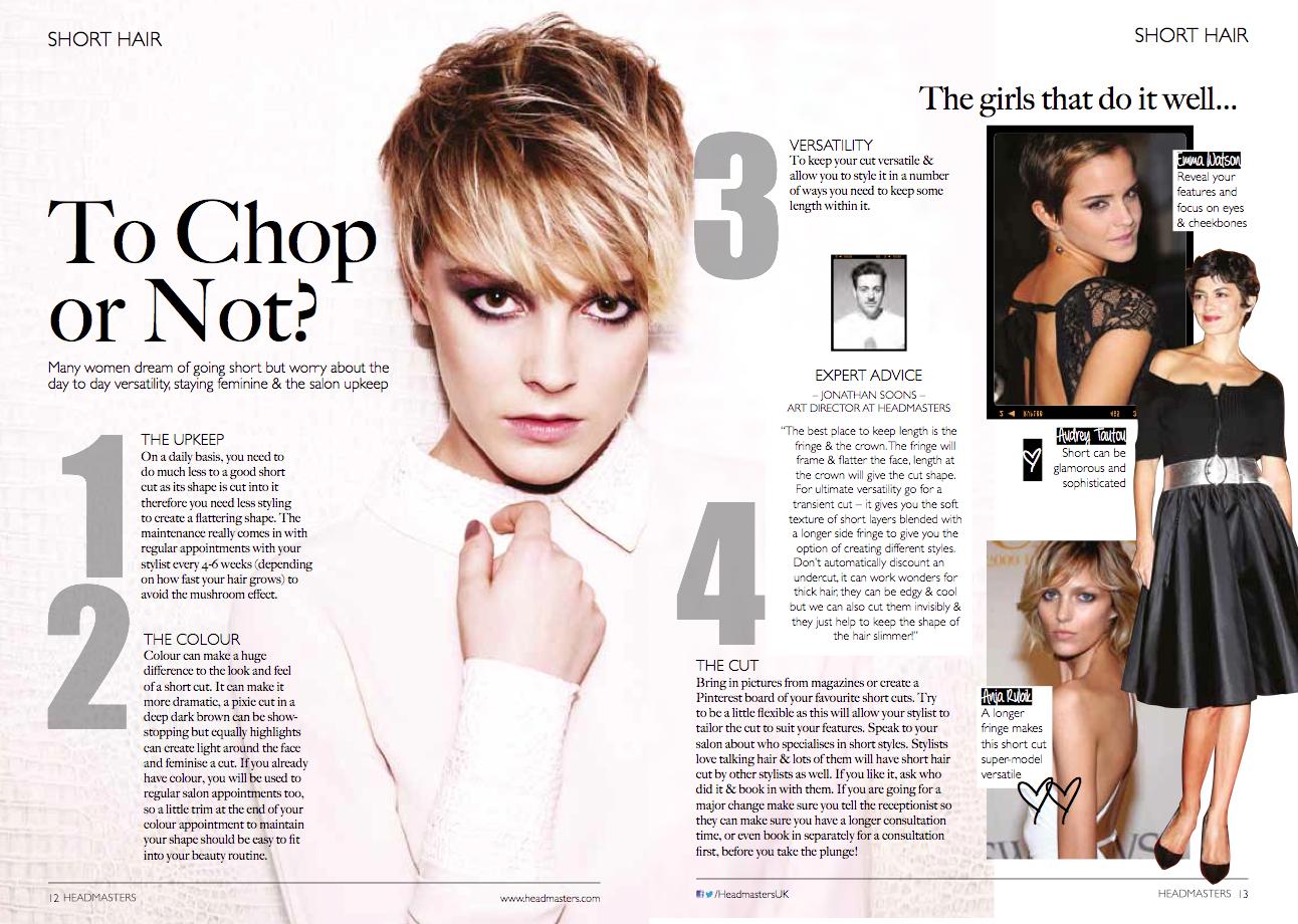 chop-hair