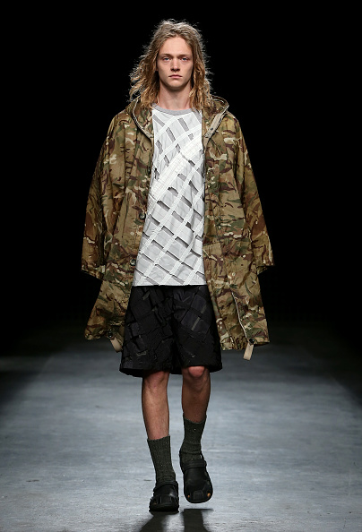 Christopher Raeburn - Runway - London Collections Men SS16