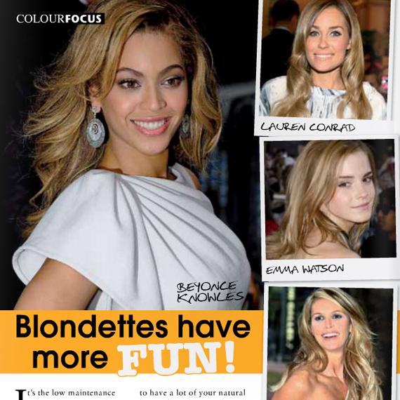 blondettes