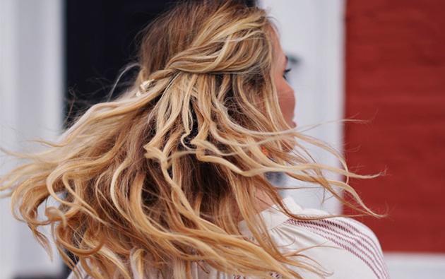Winter Hair
