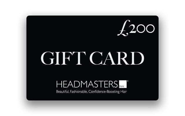 Headmasters £200 Gift card