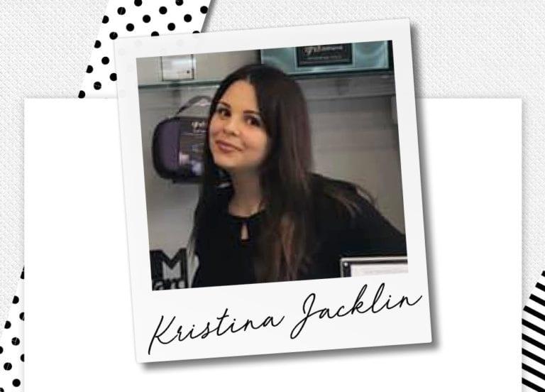 HM Inspirational Women - Meet Kristina