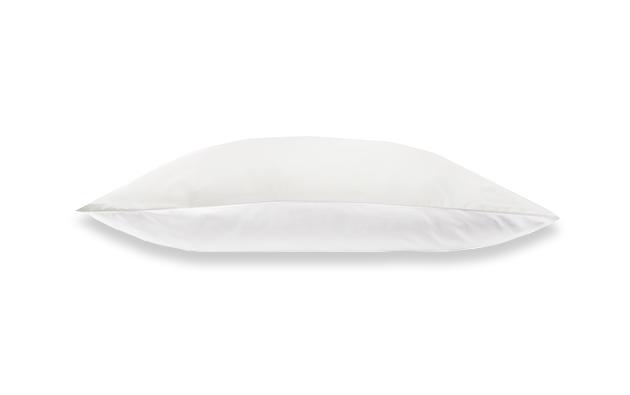 Ivory Cotton Silk Pillowcase