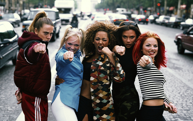 Spice Girls Hair Trends for 2021